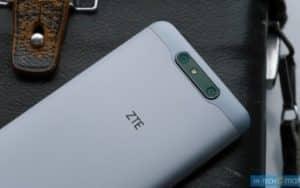 ZTE Blade V8 Görüntüleri ve Özellikleri