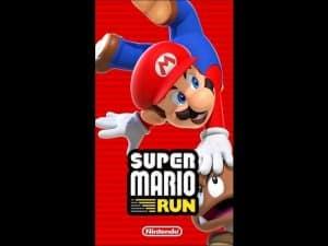 Super Mario Run Yakında Play Store'de olacak