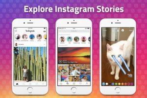 Hikayelerdeki Reklamları Gösteren Instagram