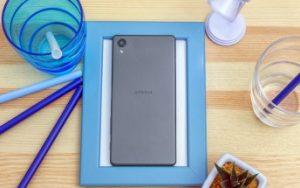 Sony Xperia X'e Android 7.1.1 Nougat Güncellemesi Geldi