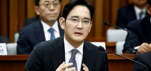 Samsung'un Veliahdı Rüşvet Suçlamasıyla Tutuklandı