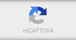 Google ReCAPTCHA'yı Güncelleyecek
