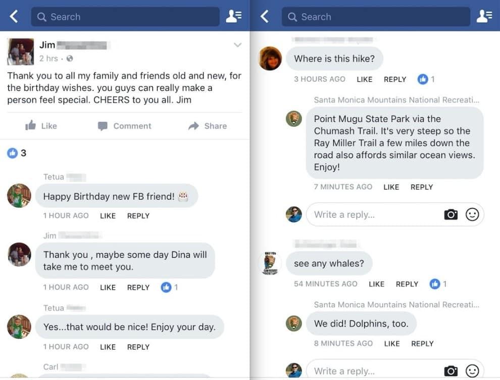 Facebook yorumlara güncelleme, Facebook balonlu sohbet