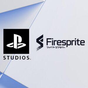 Sony Firesprite'ı Satın Aldı! Artık PS Studios'a Bağlı