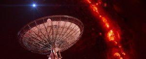 Galaksimizin dışından gelen gizemli radyo sinyalleri tespit edildi