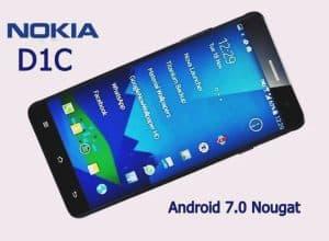 Nokia D1C Özellikleri ve Görüntüleri inceleme