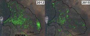 Suriye'nin savaşı bölgedeki suyu çok fazla etkiledi