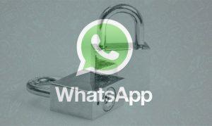 WhatsApp Şifreleme Özelliği