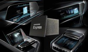 Samsung, Audi'nin bilgi-eğlence sistemi için Exynos yonga setleri tedarik edecek