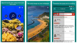 Android için yeni Bing güncellemesi