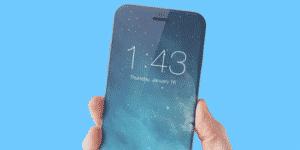 IPhone 8'e Paslanmaz Çelikten Gövde Tasarımı