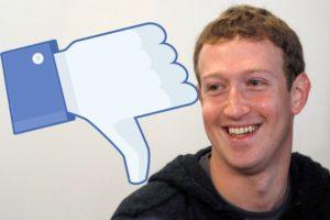 Facebook Beğenmeme Butonu Test Aşamasında