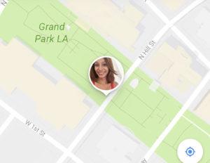 Google Haritalar'da Konum Paylaşma Özelliği