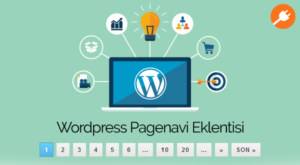 WordPress PageNavi Eklentisi