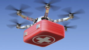 İsviçre Hastaneleri İçerisinde Drone Kullanılma Kararı Alındı