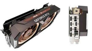 ASUS GeForce RTX 3070 Noctua Soğutması İle Ortaya Çıktı